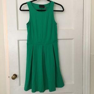 NWT Cynthia Rowley emerald kelly green dress